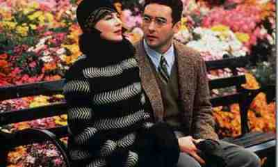 Movie still: Bullets Over Broadway