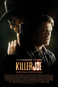 William Friedkin and Tracy Letts present the dark side of Dallas in Killer Joe