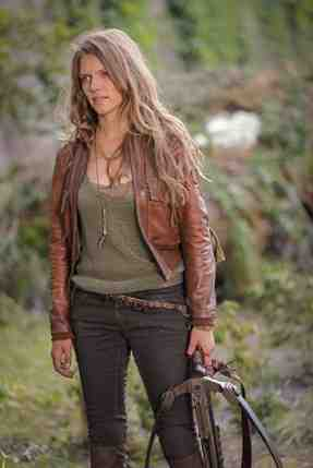 REVOLUTION – Chained Heat-- Tracy Spiridakos as Charlie