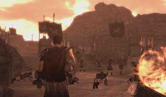 Caesar's Legion Camp Fallout NV