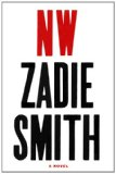 Jacket cover NW by Zadie Smith