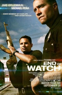 Movie Poster: End of Watch