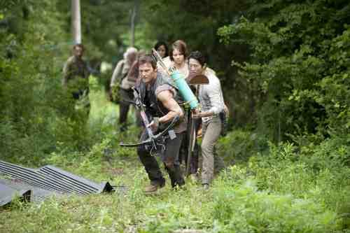 Walking Dead Season 3 Episode 1 Daryl