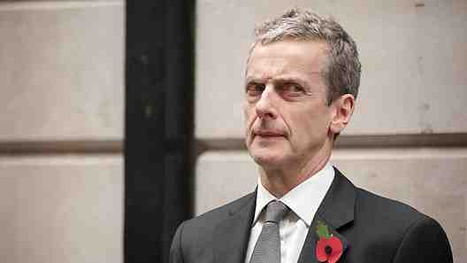 The Thick Of It: Peter Capaldi as Malcolm Tucker