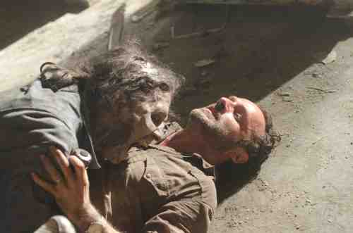 Walking Dead Season 3 Episode 2 Rick walker