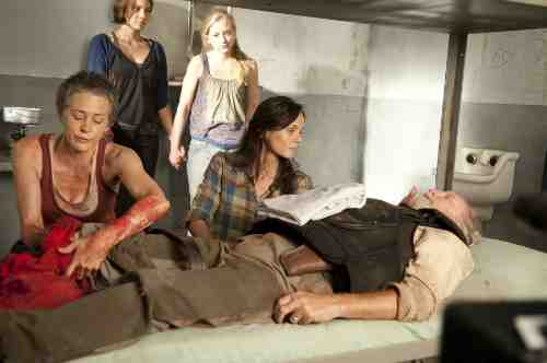 Walking Dead Season 3 Episode 2 Hershel 2
