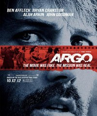 Movie Review:  Argo 1