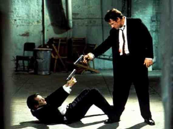 Movie still: Reservoir Dogs