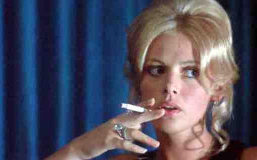 Movie still: Get Carter, Britt Ekland