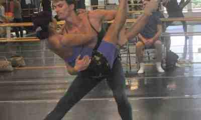 Diablo Ballet: Aaron Mayo