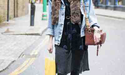 CLR Street Fashion: Rachel in London