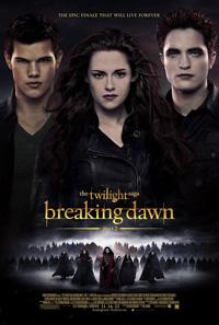 Movie Poster: The Twilight Saga: Breaking Dawn - Part 2