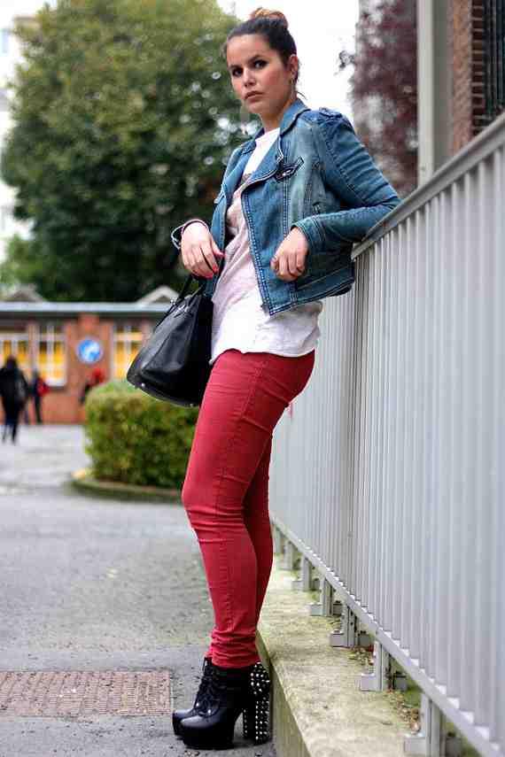 CLR Street Fashion: Audrey in Brussels