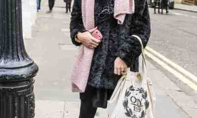 CLR Street Fashion: Fleur in London