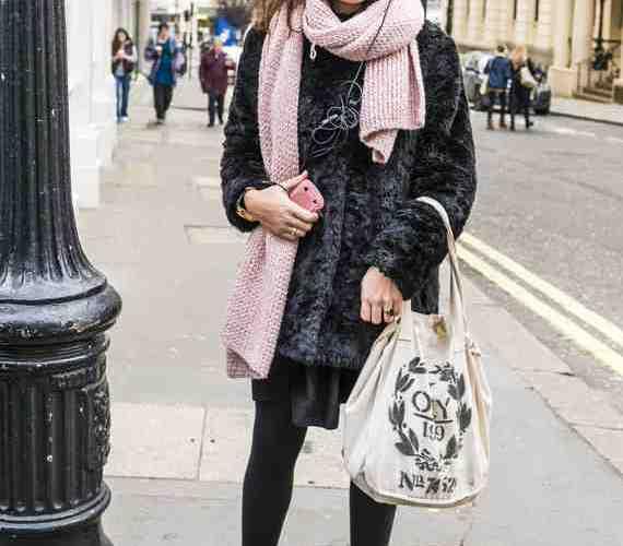 CLR Street Fashion: Fleur in London