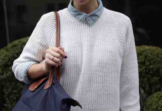 CLR Street Fashion: Sara in NYC