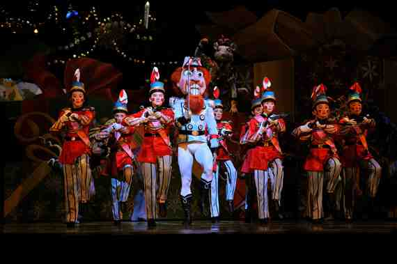 San Francisco Ballet Nutcracker 2012