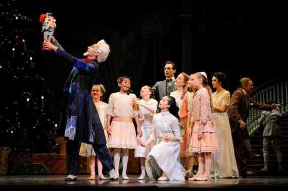 San Francisco Ballet Nutcracker 2012