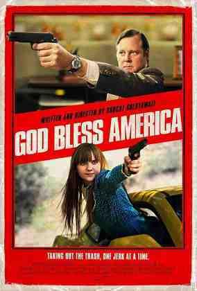 The Poster for God Bless America