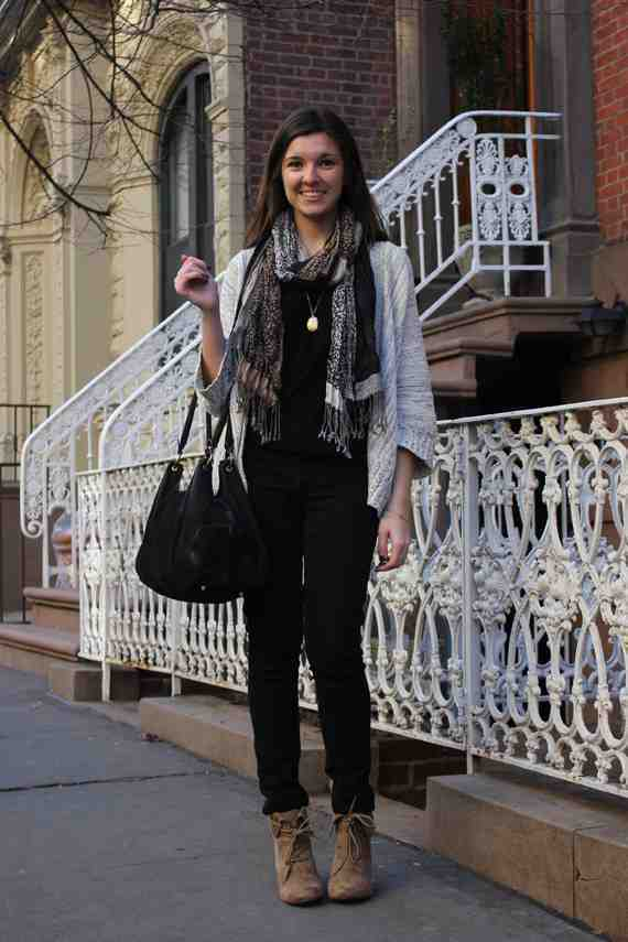 CLR Street Fashion: Jessica, NYC