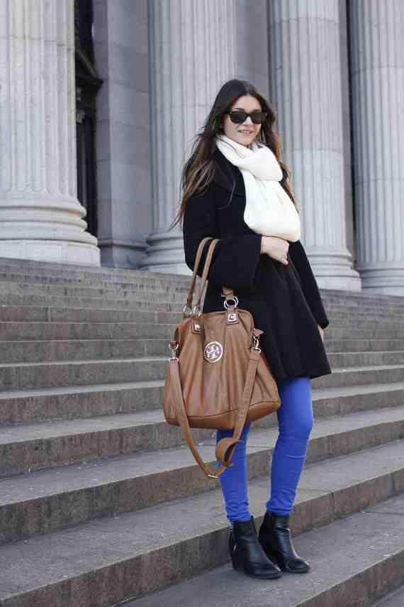 CLR Street Fashion: Toni in NYC