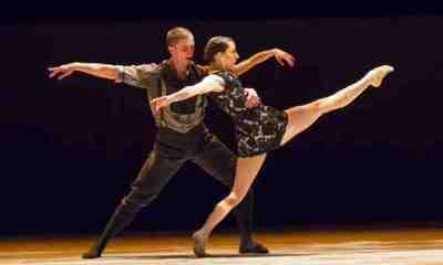 Hubbard Street Dance Chicago: little, mortal, jump