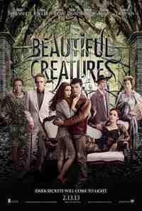 Movie Poster: Beautiful Creatures