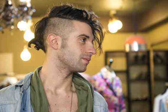 CLR Street Fashion: Roberto in London