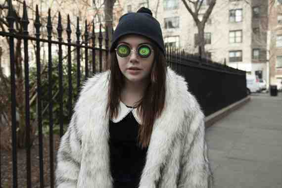 CLR Street Fashion: Britta in New York City