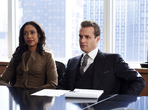Suits: He's Back