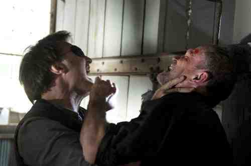 Walking Dead S03E15 Merle and Governor