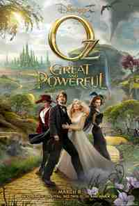 Movie Poster: Oz the Great and Powerful