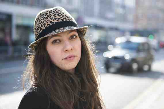 CLR Street Fashion: Gemma in London