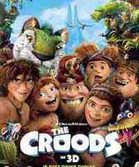 Movie Review: The Croods 7