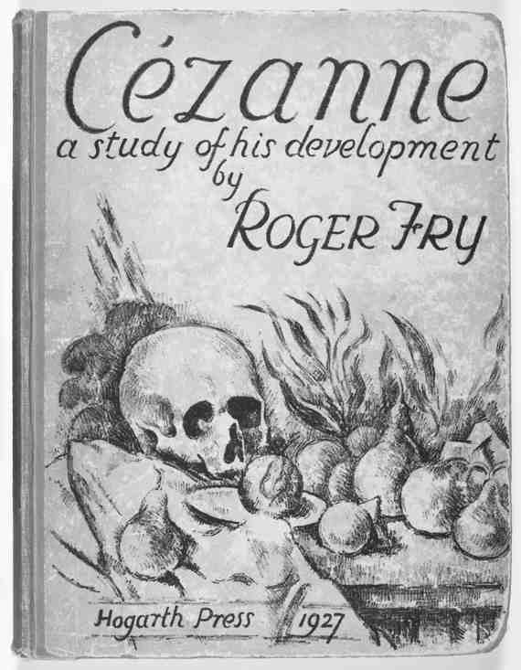 Front cover to Roger Fry, Cézanne: A Study of His Development