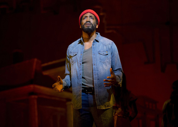 Marvin Gaye: Motown the Musical