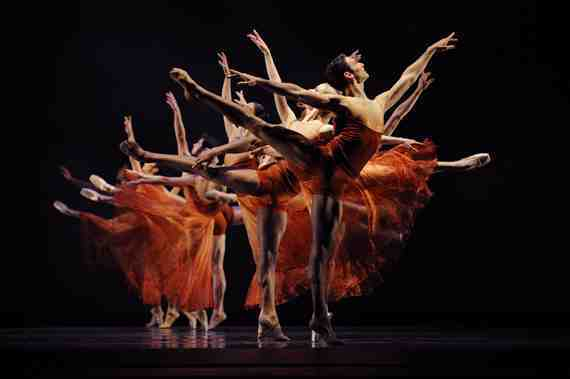 San Francisco Ballet: Symphonic Dances