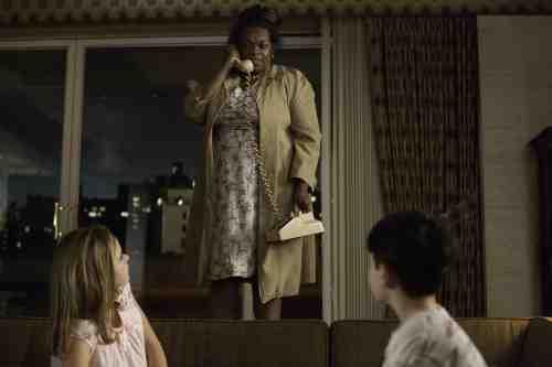 Mad Men Season 6 Bobby Sally Grandma Ida
