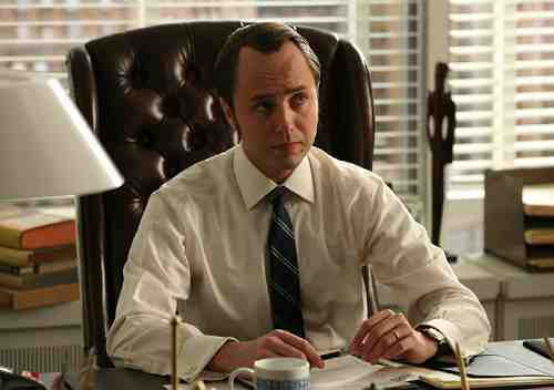Mad Men The Better Half Pete Campbell