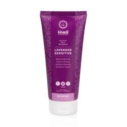khadi Lavender Sensitive Aryuvedisches Shampoo