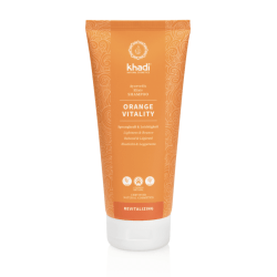 Orange Vitality khadi ayurvedisches Shampoo
