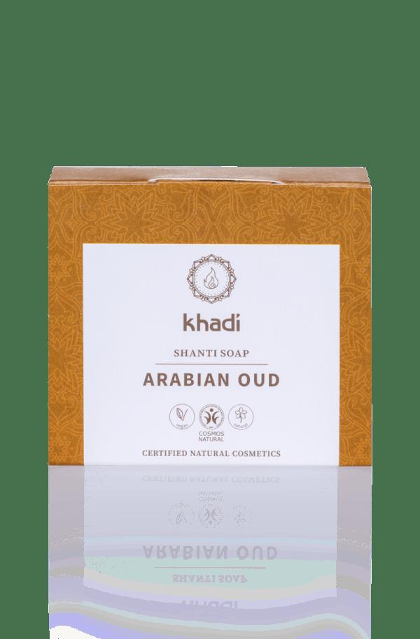 Khadi vegane Naturseife Arabian Oud