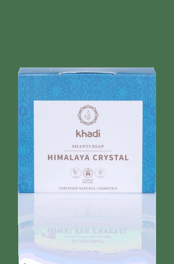 Khadi vegane Naturseife Himalaya Crystal