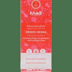 Khadi Pflanzenhaarfarbe Reines Henna
