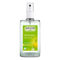 Weleda 24h Deo Spray Citrus