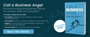 Call A Business Angel Book Slider
