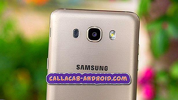 أصبحت شاشة Samsung Galaxy J7 مشكلة بيضاء ومشاكل أخرى ذات صلة