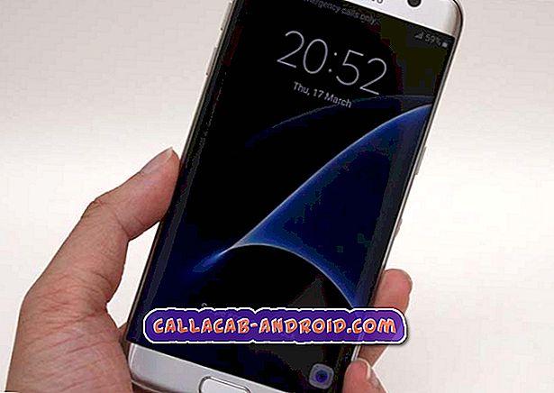 تمسح سامسونج Galaxy S7 Edge على الشعار ويبقي إعادة التشغيل
