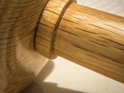 Oak Carving Mallet (detail 2)