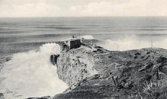 Años atrás el Mar también rompía...
